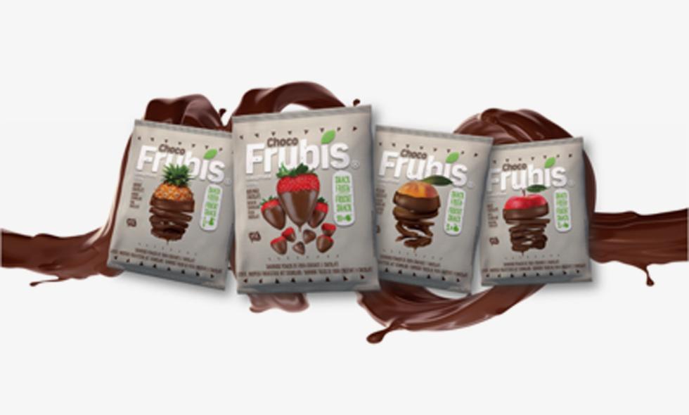 Feb 2018 – ¡Frubis tiene más fruta, con chocolate!