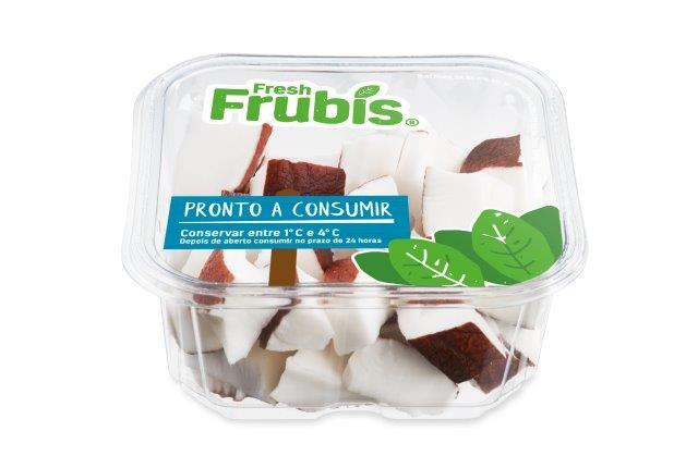 Fresh Frubis – Noix de Coco