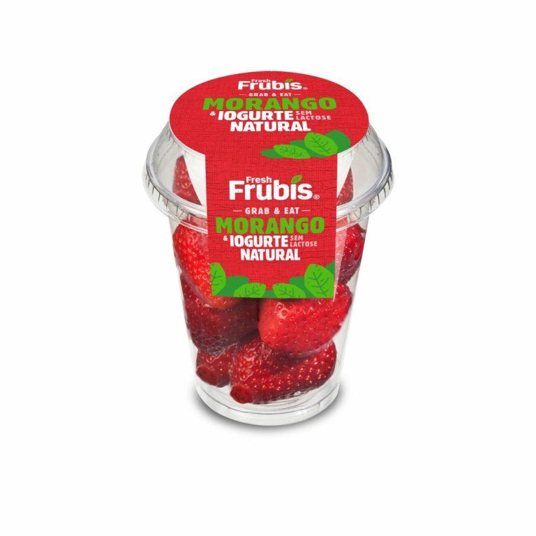 Fresh Frubis Grab&Eat – Morangos e Iogurte