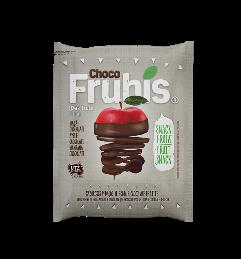 Frubis Maçã com Chocolate de Leite