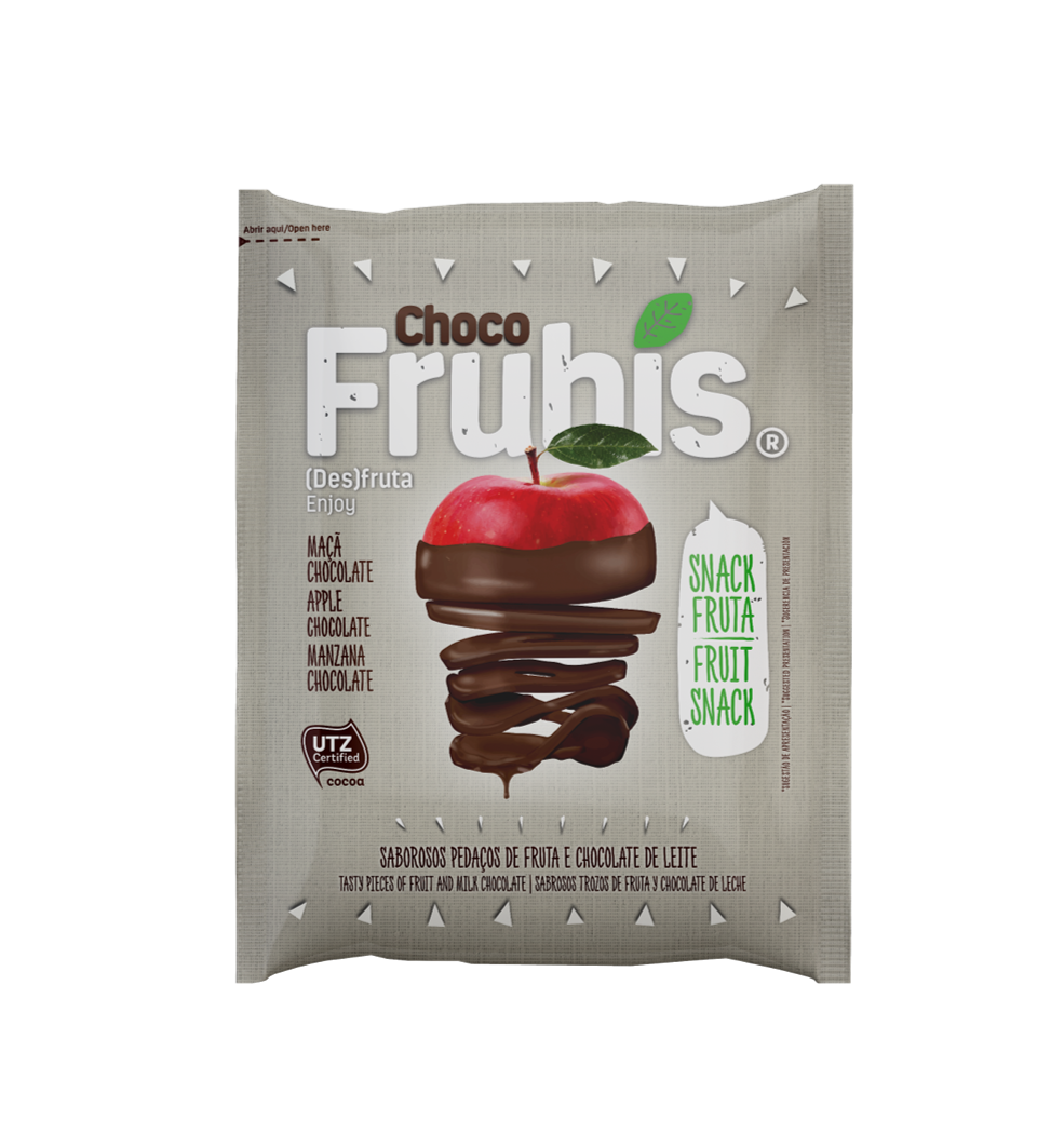Frubis Apple with Milk Chocolat