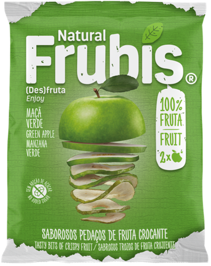 Frubis Green Apple