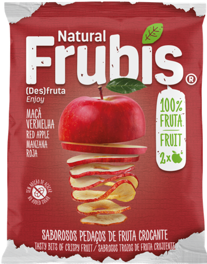 Frubis Red Apple