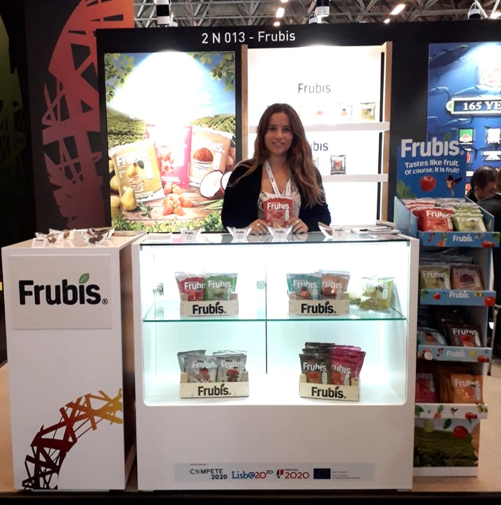 Oct 2018 – Frubis in Sial Paris